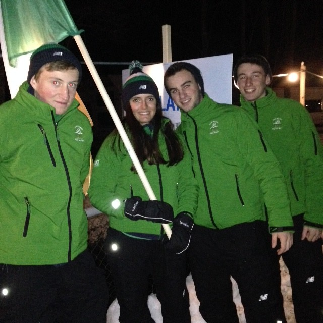 20150126_Athletes with flag